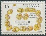 miniature Cuba - Y&T 0970 (**) - Collier -