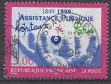 France 1999 - Y & T : 3216 (o) belle oblitération - Assistance publique