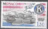 miniature Monaco 1980 Yvert 1230 Neuf ** Cote (2015) 1.10 Euro Kiwanis