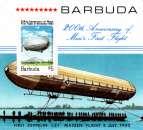 miniature Barbuda Bf 71 Bicentenaire des premières ascensions