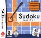 miniature Sudoku Master Nintendo DS (boîte complète et en parfait état)