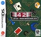 miniature 42 jeux indémodables Nintendo DS (boîte complète et en parfait état)