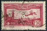 miniature FRANCE 1930 OBLITERE Poste aérienne N° 5