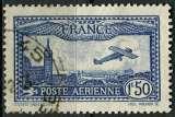 miniature FRANCE 1930 OBLITERE Poste aérienne N° 6