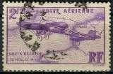 miniature FRANCE 1934 OBLITERE Poste aérienne N° 7