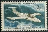 miniature FRANCE 1960 OBLITERE Poste aérienne N° 39a