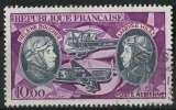 miniature FRANCE 1972 OBLITERE Poste aérienne N° 47
