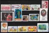 France - Petit lot de timbres oblitérés