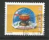 miniature Suisse 2000 - YT n° 1648 - Appareil à fondue