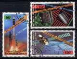 miniature DJIBOUTI - A219/221° - EXPANSION DES TELECOMMUNICATIONS
