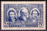 miniature Algérie - 1939 - Y&T n° 151 - Neuf * - En l'honneur des pionniers du Sahara