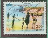 miniature 3352 oblitéré 2000
