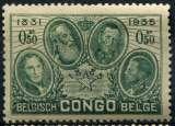 CONGO BELGE  _  Y & T  :    N°  185  *   Cote  :  1,25  €