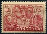 CONGO BELGE  _  Y & T  :    N°  186  *   Cote  :  1,25  €