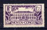 CONGO - 129A* - PALAIS DU GOUVERNEUR A BRAZZAVILLE