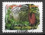 miniature France - Y&T 311 (o) Flore des Régions de France - Guyane l'awara - année 2009