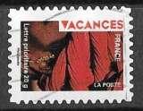 miniature France - Autoadhésif Y&T 317 (o)  Vacances - année 2009