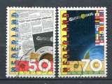 miniature 1983 PAYS BAS PAIRE EUROPA  OBLITERE