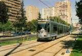 miniature BALIZIAUX 00114 - Tramway lors d'une marche d'essais - BOBIGNY - Seine Saint-Denis 93 - RATP