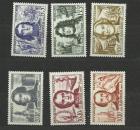 miniature FRANCE    N°    1207/1212    NEUF SANS CHARNIERE