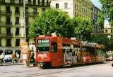 miniature BALIZIAUX 00506 - Tramway restaurant carrefour de Rive - GENEVE - Suisse - TPG