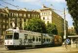 miniature BALIZIAUX 00520 - Tramway n° 848 - GENEVE - Suisse - TPG