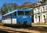 miniature BALIZIAUX 00521 - Autorail Verney X 213 en gare de VALENCAY - Indre 36 - BA