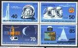 miniature RDA 1986  Y&T  2628-2631  N**