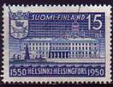 miniature Finlande 1950  Y&T  373  oblitéré
