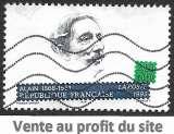 France 1993 Y&T 2800 oblitéré - Emile Chartier