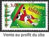 France 1998 Y&T 3204 oblitéré - Meilleurs voeux