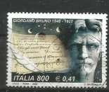 miniature Italie 2000 - YT n° 2460 - Philosophe