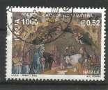 miniature Italie 2000 - YT n° 2468 - Noël - Crèche
