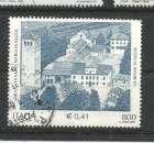 miniature Italie 2001 - YT n° 2479 - Abbaye