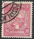 Colombie P.A. 1929 Y&T 63 oblitéré
