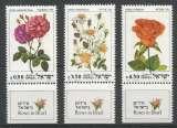 miniature Israël 1981 806-08 ** Fleurs Roses