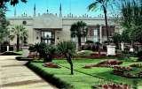 miniature CPSM  MENTON : Le Casino et les jardins - Photo véritable