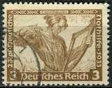 ALLEMAGNE REICH 1933 OBLITERE N° 470