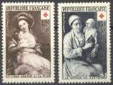 miniature France 1953 n° 966-967 ** MNH Cote=23,50