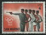 miniature Saint Marin - San Marino 1964 - 618 neuf **
