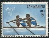 miniature Saint Marin - San Marino 1964 - 619 neuf **