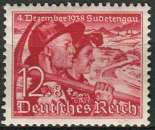 ALLEMAGNE REICH 1938 NEUF* charnière N° 626