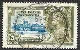 Kenia & Ouganda 1935 Y&T 29 oblitéré - George V