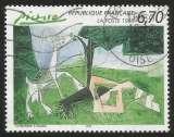 miniature France - 1998 - Y&T n° 3162 - Obl. - Le Printemps - Pablo Picasso (1881-1973) - Série artistique