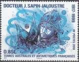 miniature TAAF 2018 Docteur Jean Sapin-Jaloustre Neuf **