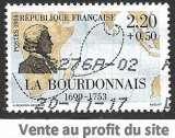France 1988 Y&T 2520 oblitéré - La Bourdonnais