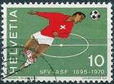 miniature Suisse 1970 - Football ( Mi 929 - YT 864 )