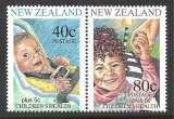 miniature NOUVELLE ZELANDE 1996 N° 1267-1268 Neufs Réf. 9944