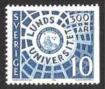 miniature SUEDE 1968 N° 588 Neuf Réf. 9953