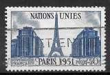 miniature Année 1951 : Y. & T. N° 912 ° suivant le scan proposé